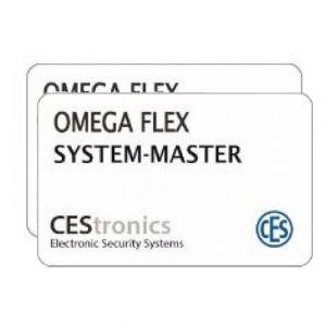 CES Omega systemmaster en programmaster