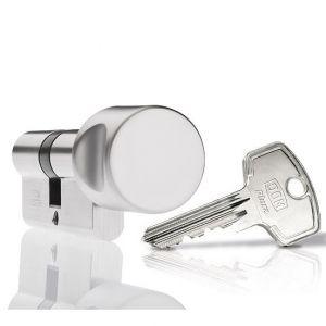 Cilinderslot Dom Plura SKG3 knopcilinder