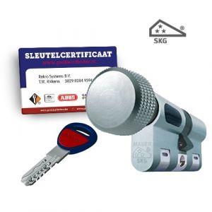 Cilinderslot Mauer New Wave 5 knopcilinder SKG3