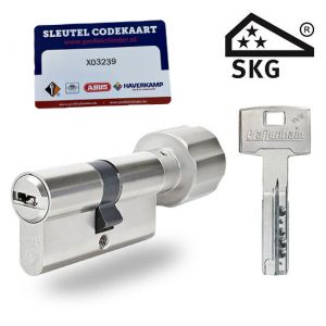 Cilinderslot Pfaffenhain Vela knopcilinder SKG3