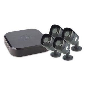 Yale Smart Home camera CCTV kit XL SV-8C-4ABFX