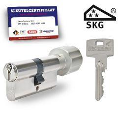 Cilinderslot Vitess knopcilinder SKG3