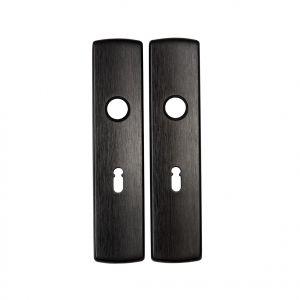 Axa Curve klik binnendeurschilden SL55 zwart