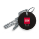 DOM Chipolo BLE sleutel en telefoonvinder zwart