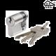 Sluitsysteem Cilinderslot Abus E60 SKG2 halve cilinder