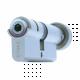 WC cilinder Vrij & Bezet
