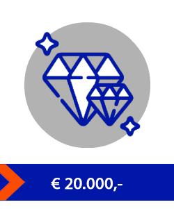 20000 waardeberging kluis