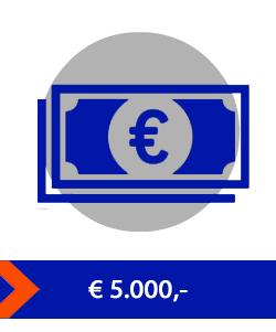 waardeberging 5000