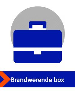 brandwerende box