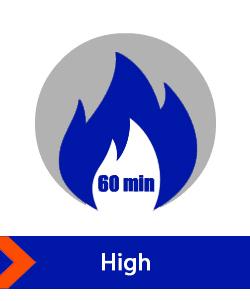 high brandwerend kluis
