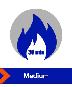 medium brandwerend kluis